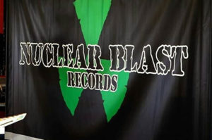 Nuclear Blast Records Vinyl Trade Show Banner – Large Format Printing